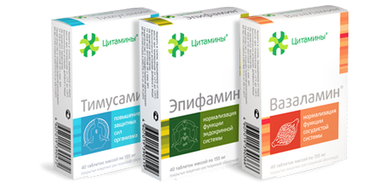 Complex of cytamins for the immune system buy online