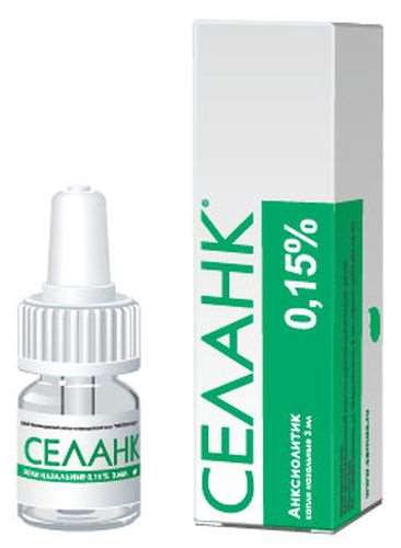 Selank nasal drops 0,15% 3ml buy online