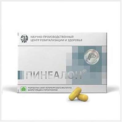 Pinealon intensive 1 month course 180 capsules buy peptide complex brain cells online