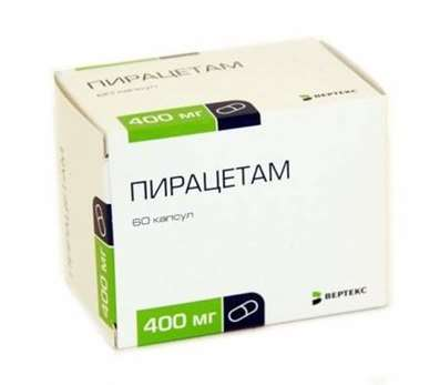 Piracetam 400mg 60 pills buy nootropic agent online