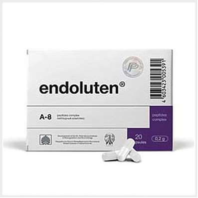 Endoluten intensive 1 month course 180 capsules buy peptide epiphysis